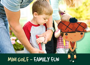 Mini Golf - Family Fun
