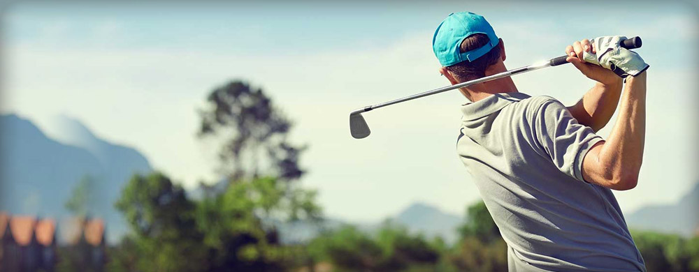 Golf Lessons - Improve Your Game